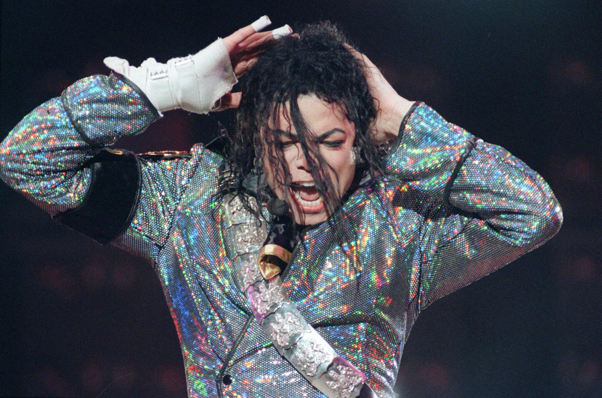 Bild zu Michael Jackson