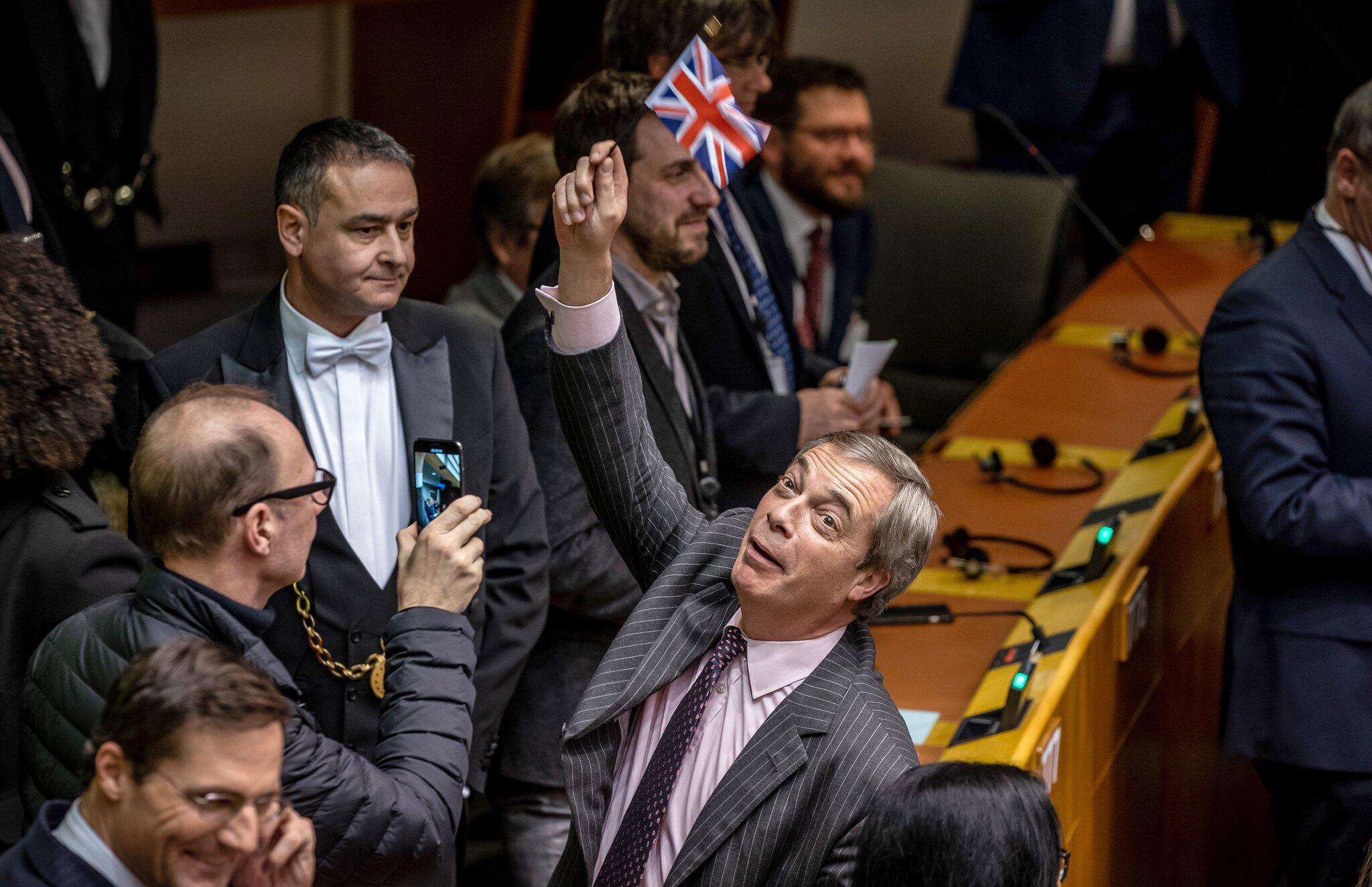 Bild zu Europäisches Parlament - Plenarsitzung