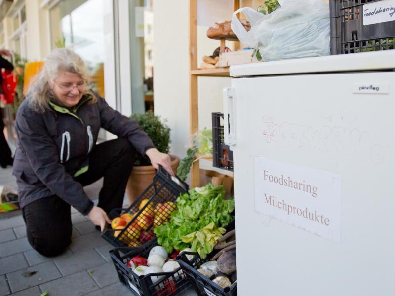 Bild zu Foodsharing
