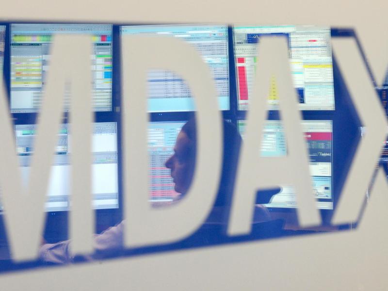 Bild zu MDax