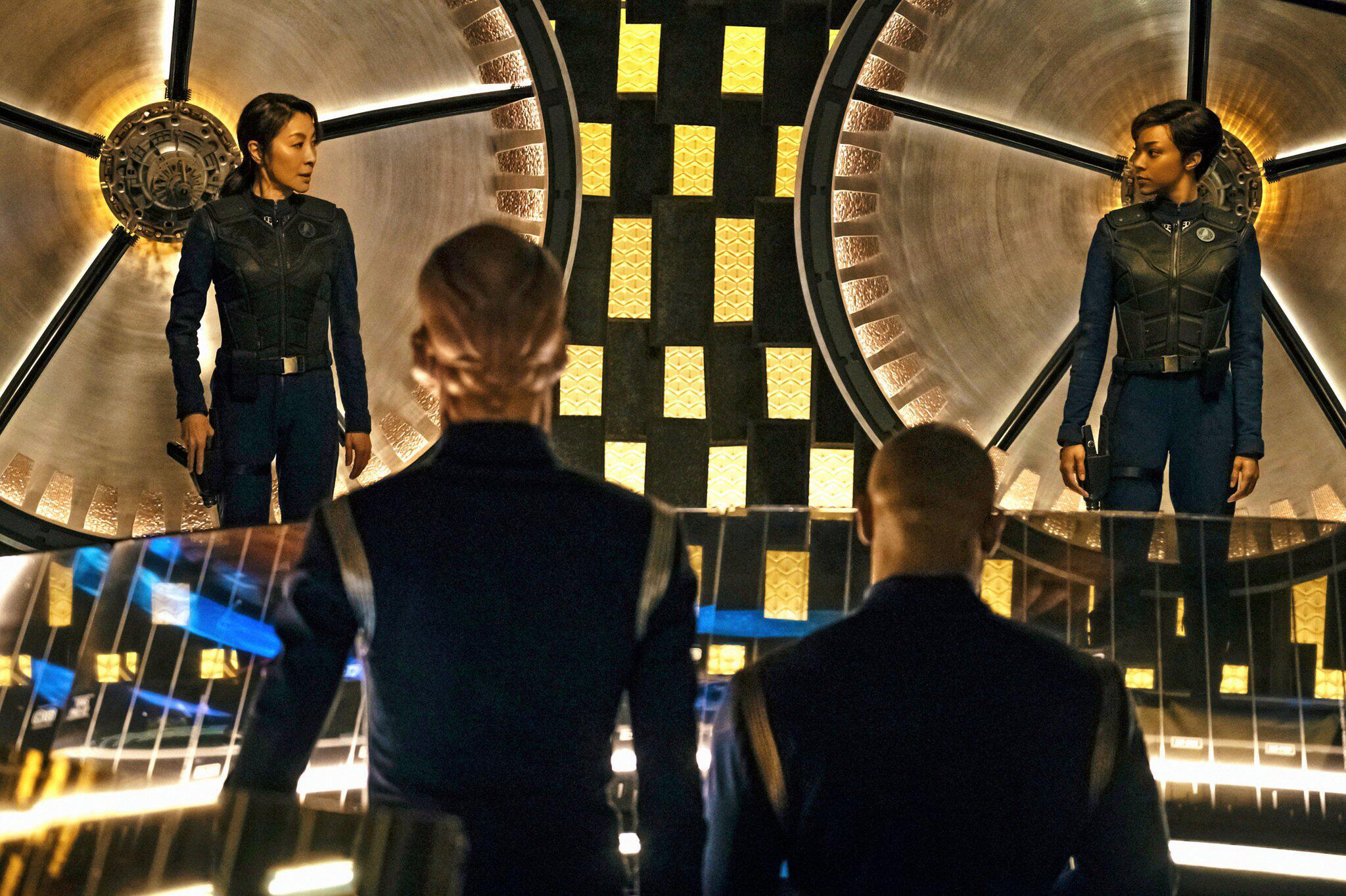 """Bild zu Neue Netflix-Serie """"Star Trek: Discovery"""""""