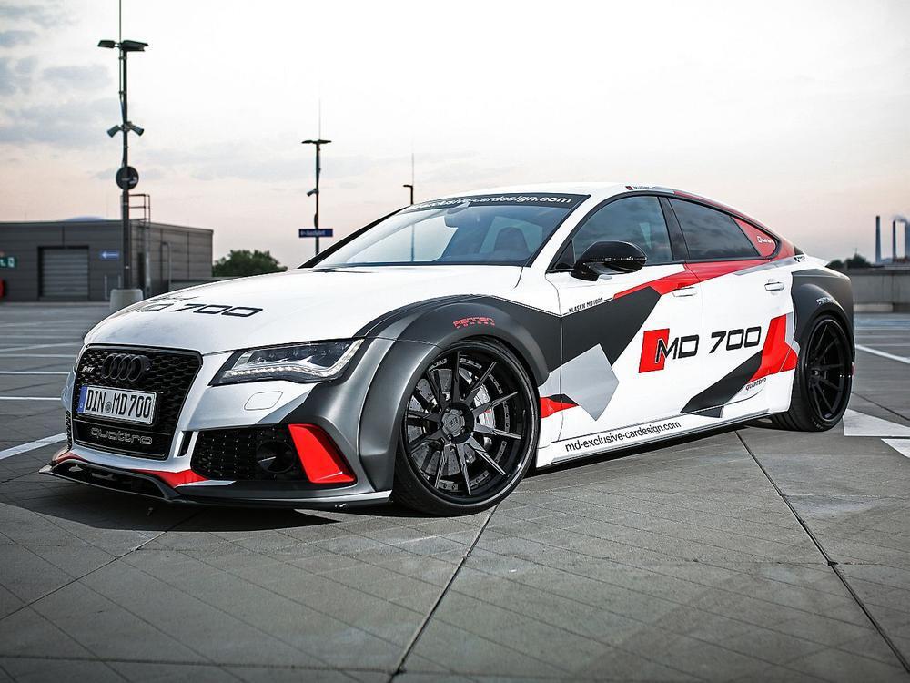 Bild zu Audi S7 von M&D Exclusive Cardesign.