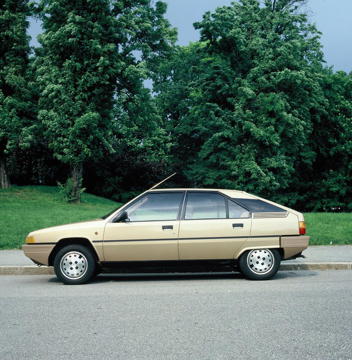 Bild zu Citroën BX von 1982