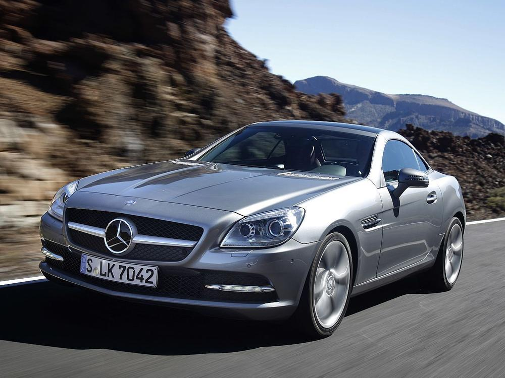 Bild zu Mercedes-Benz SLK