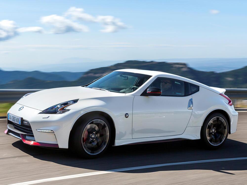 Bild zu Nissan 370Z Nismo