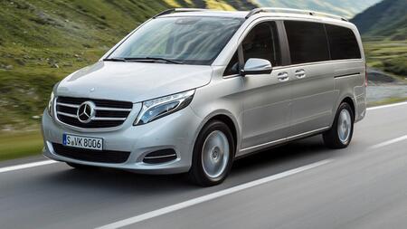 neue einstiegsvariante mercedes benz v klasse rise startet bei 34 990 euro web de mercedes benz v klasse rise startet