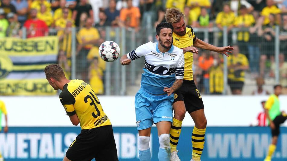 Lazio Rom, Borussia Dortmund