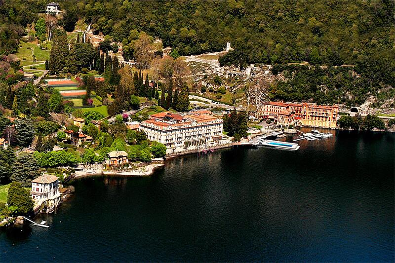 Bild zu Hotel Villa d'Este am Comer See