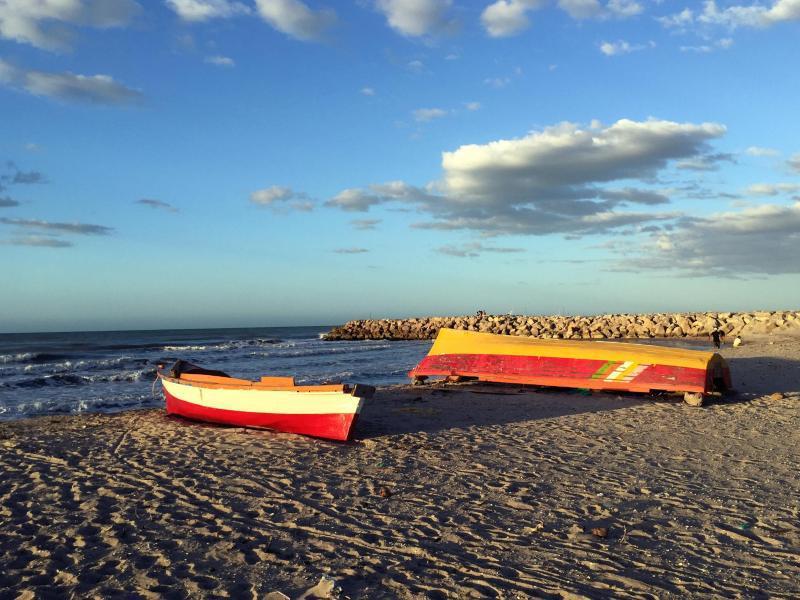 Bild zu Strand von Riohacha