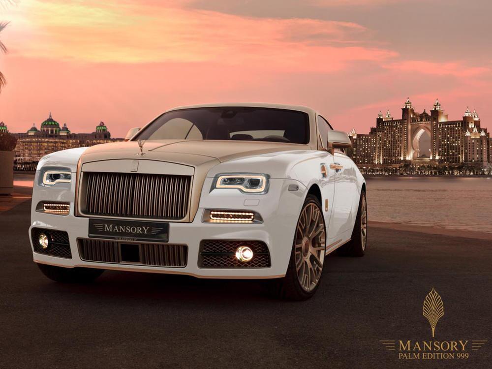 Bild zu Rolls-Royce Wraith Palm Edition 999
