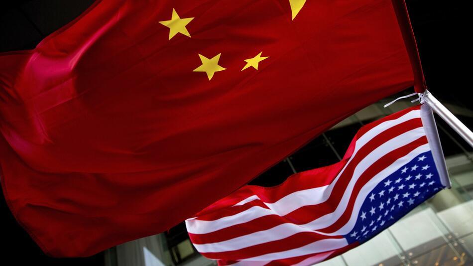 Handelsgespräche zwischen China und den USA