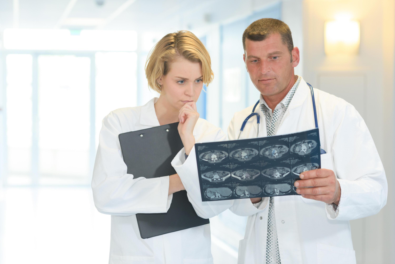 Bild zu Arztbesuch