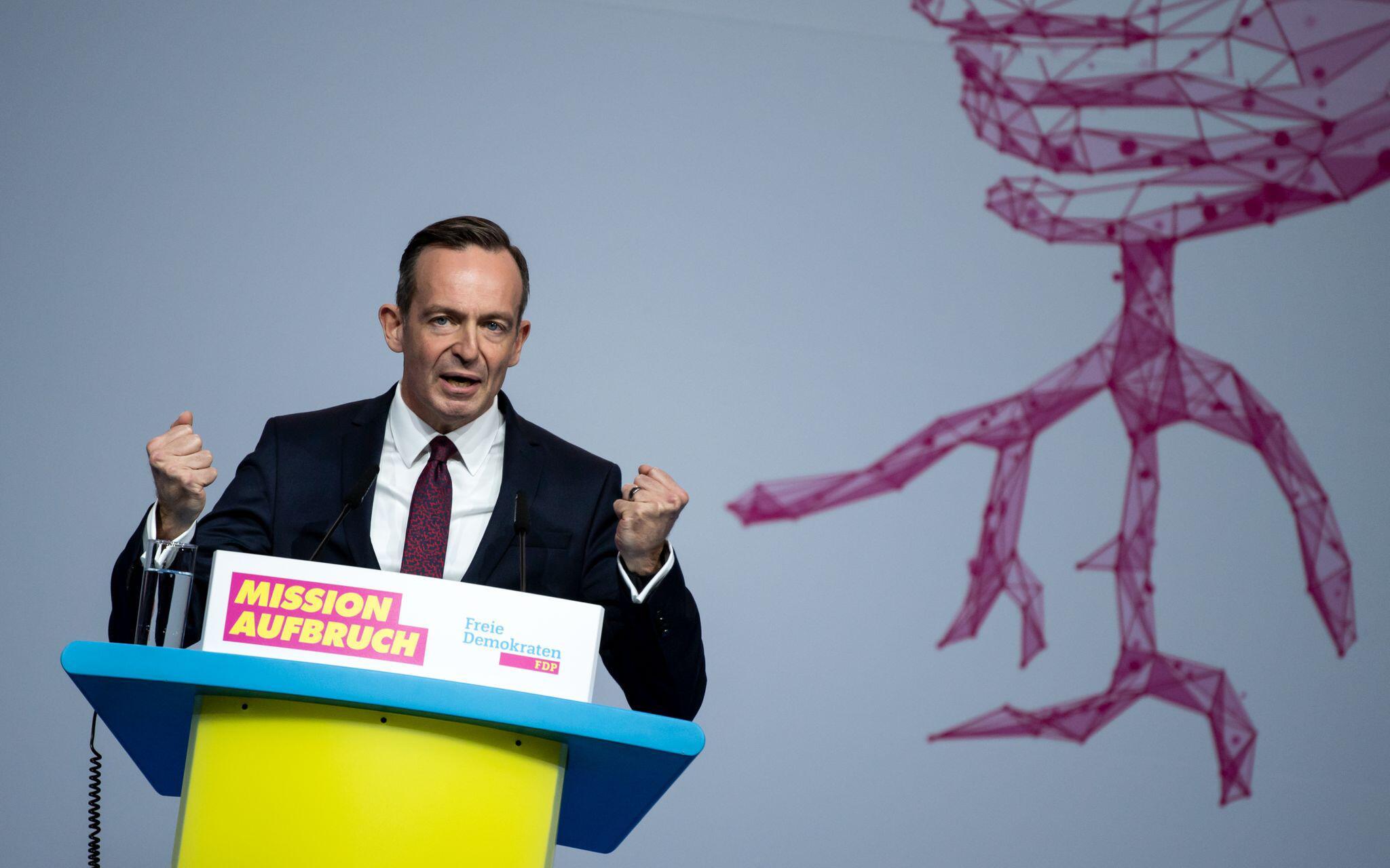 Bild zu FDP Bundesparteitag