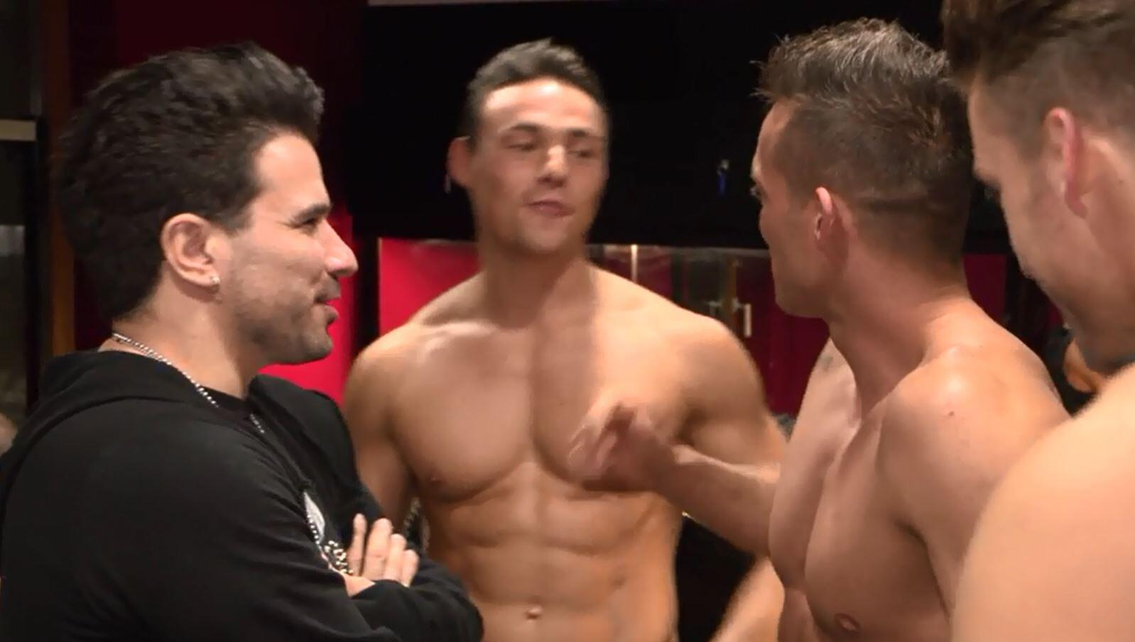 """Bild zu """"Nackt? Marc Terenzi tritt jetzt in Strip-Shows auf!"""""""