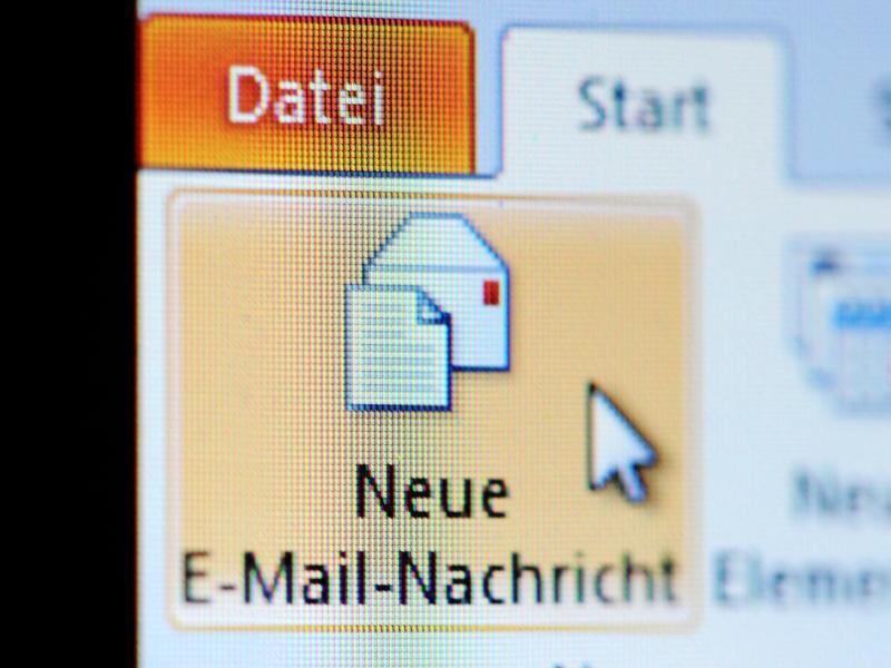 Bild zu Outlook aktualisieren