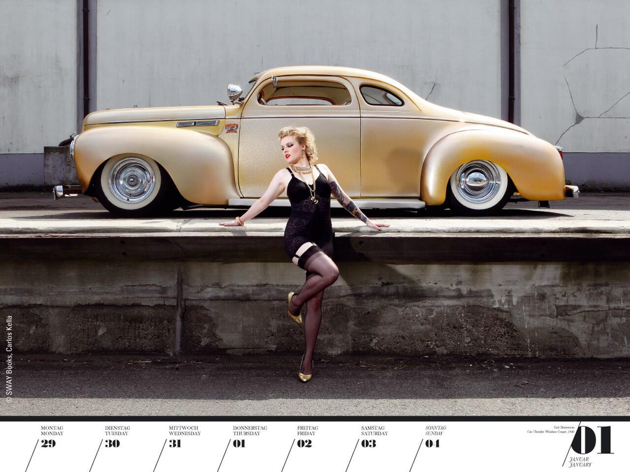 Bild zu 52 Motive für 52 Kalenderwochen