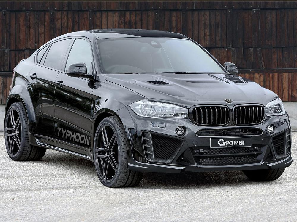 Bild zu BMW X6M von G-Power