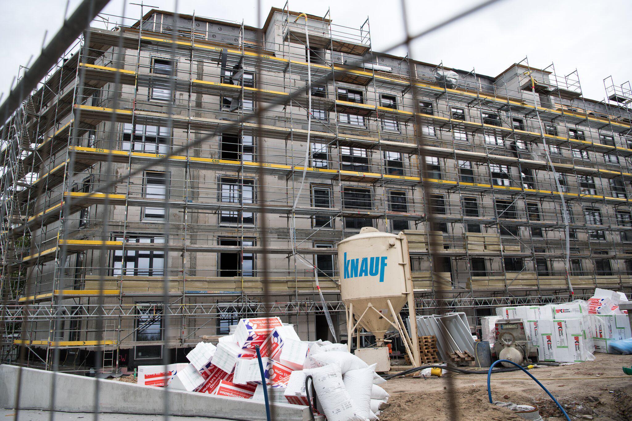Bild zu Wohnungsbau in Berlin