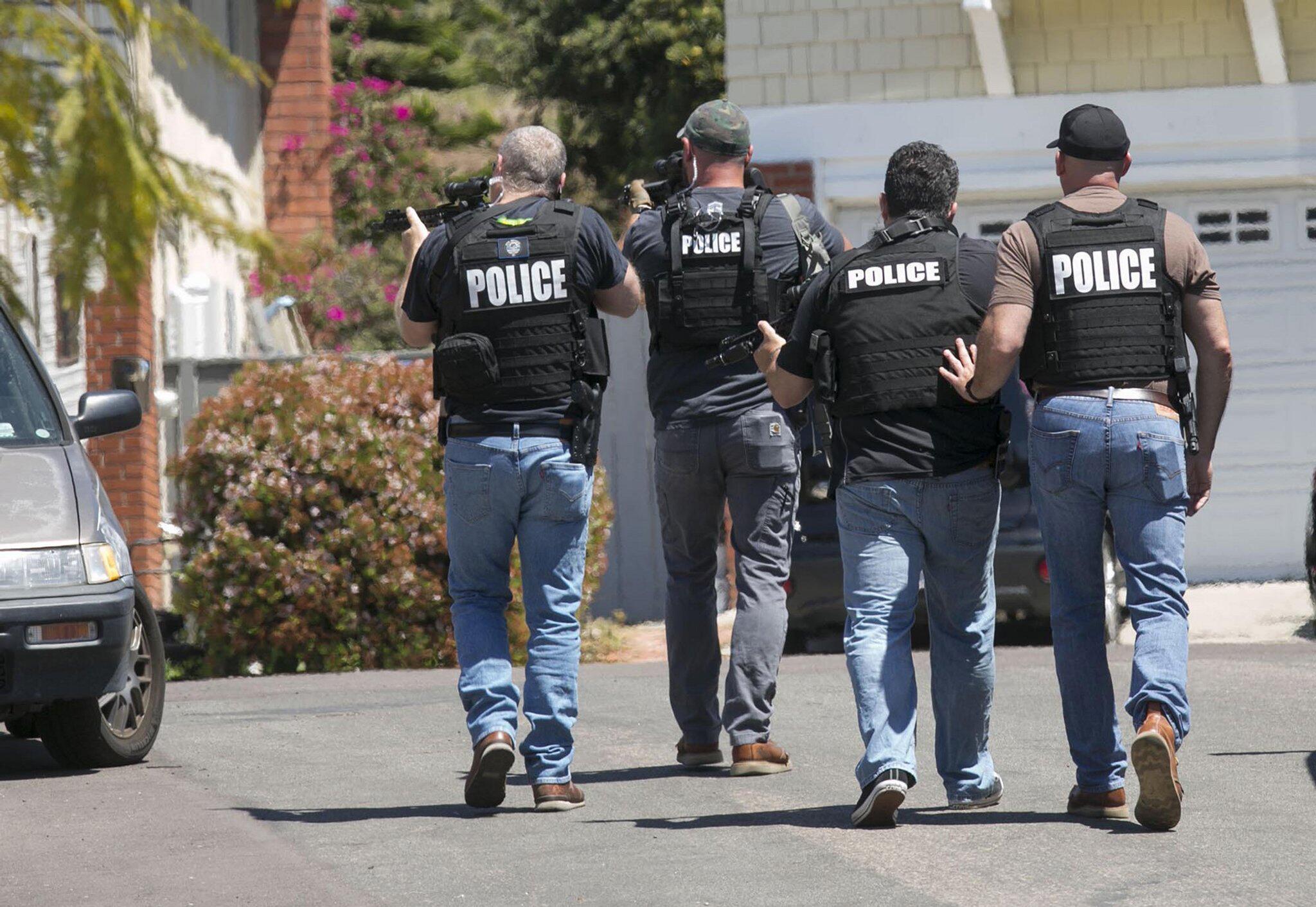 Bild zu Schüsse in Synagoge in Kalifornien