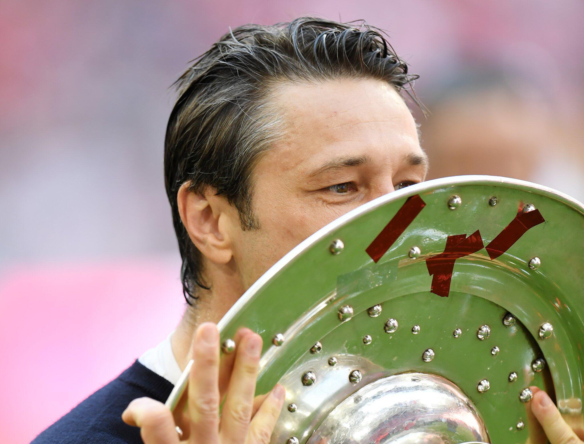 Bild zu Bayern München - Eintracht Frankfurt 5:1