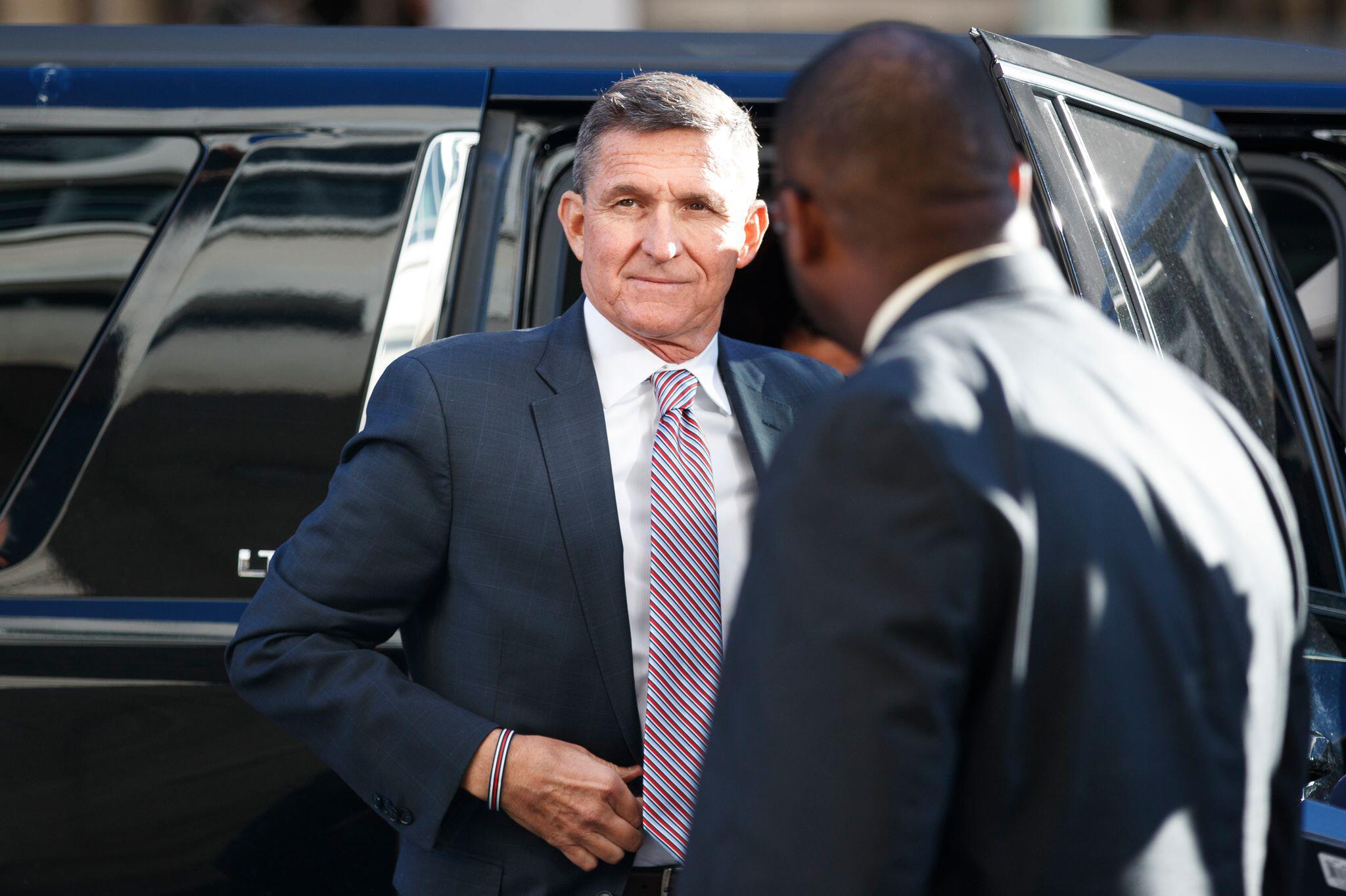 Bild zu Ex-Sicherheitsberater Flynn