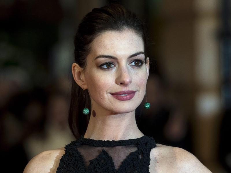 Bild zu Anne Hathaway
