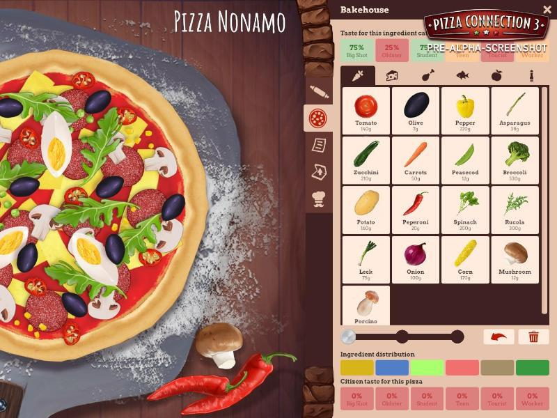 "Bild zu Spiel ""Pizza Connection"""