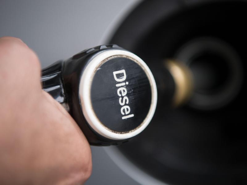 Bild zu Dieselkraftstoff