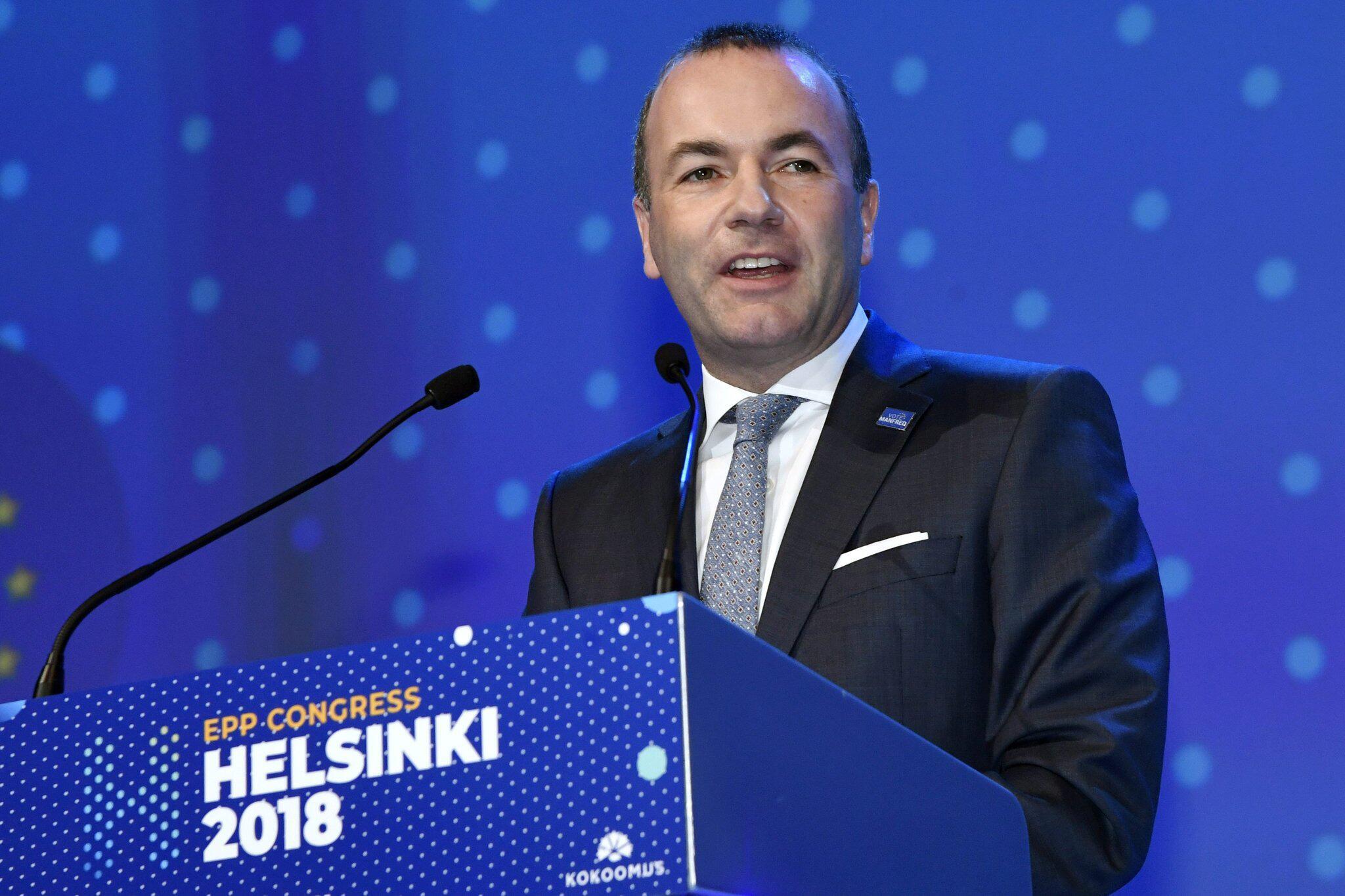 Europäische Volkspartei nominiert Weber als künftigen EU-Kommissionschef