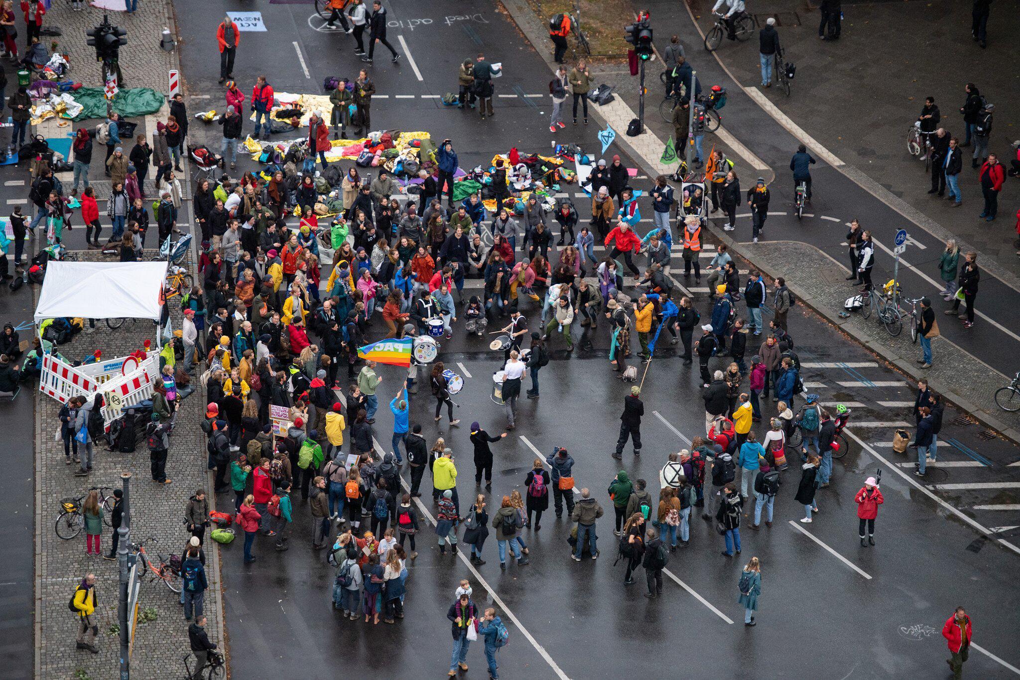 Klima: Boris Johnson kritisiert Klima-Demonstranten