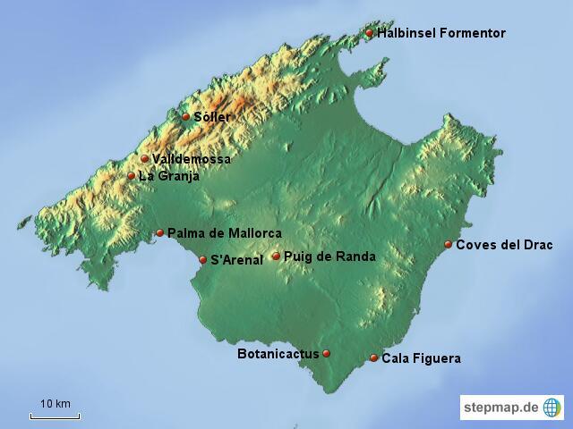 Mallorca Wichtige Informationen Auf Einen Blick Web De