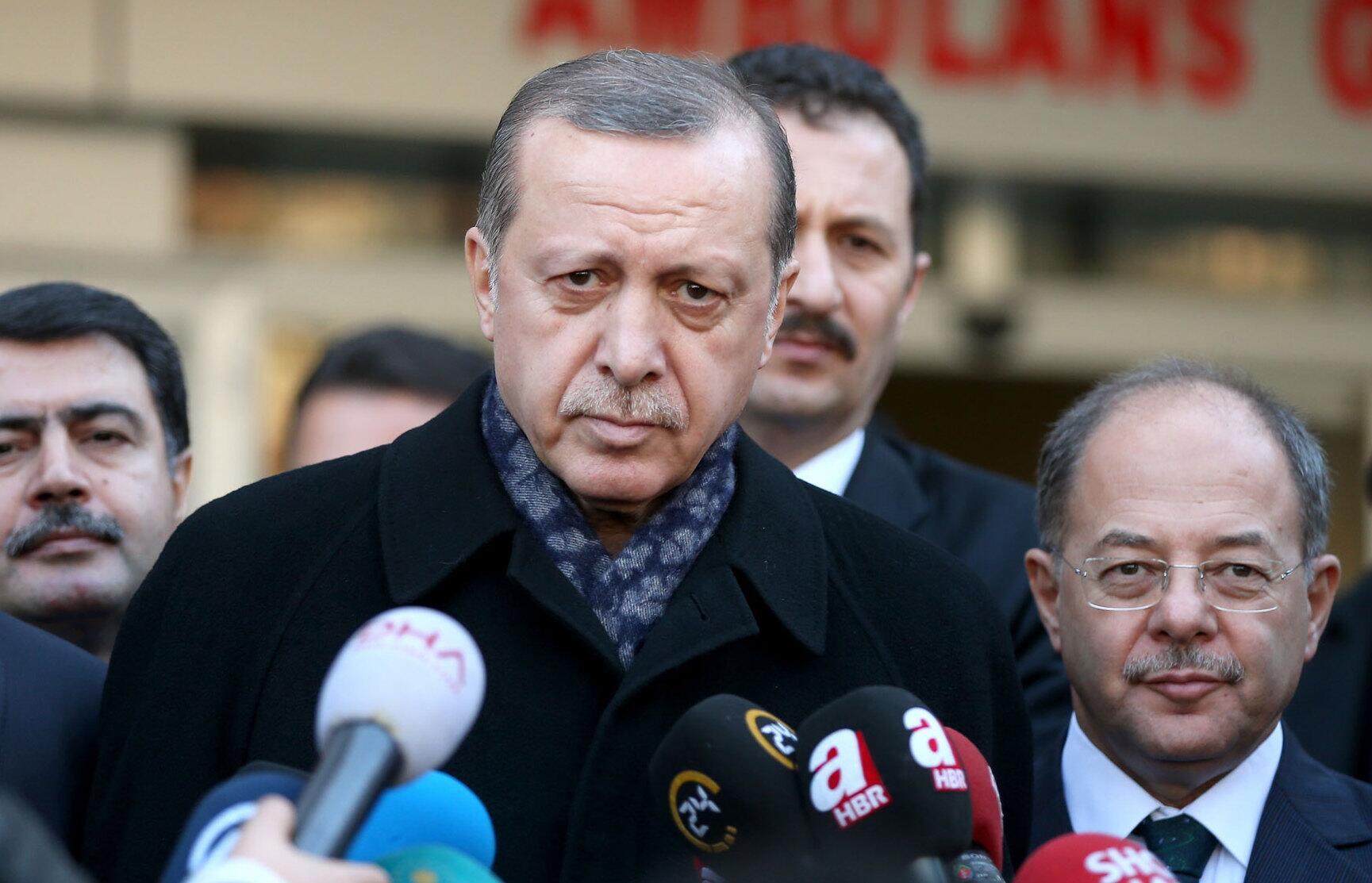 Bild zu Recep Tayyip Erdogan, Istanbul, Türkei, Anschläge