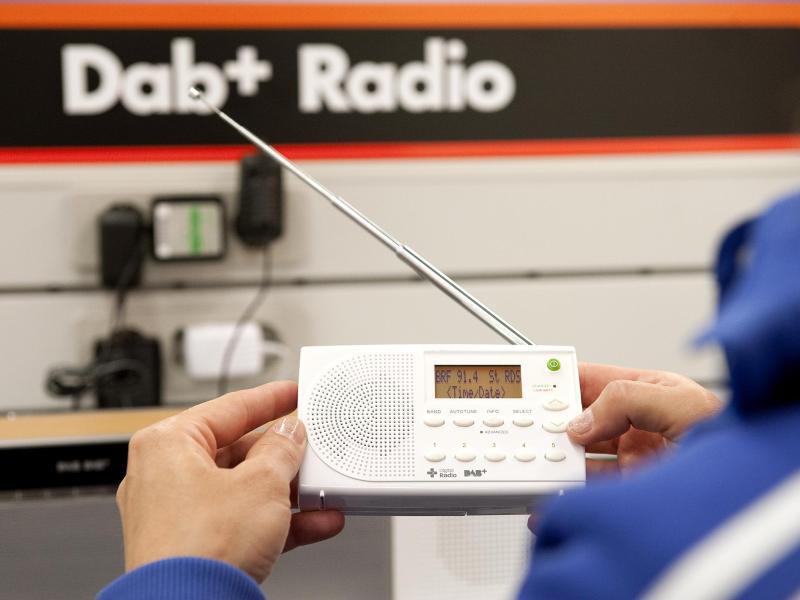 Bild zu DAB+-Radiogerät