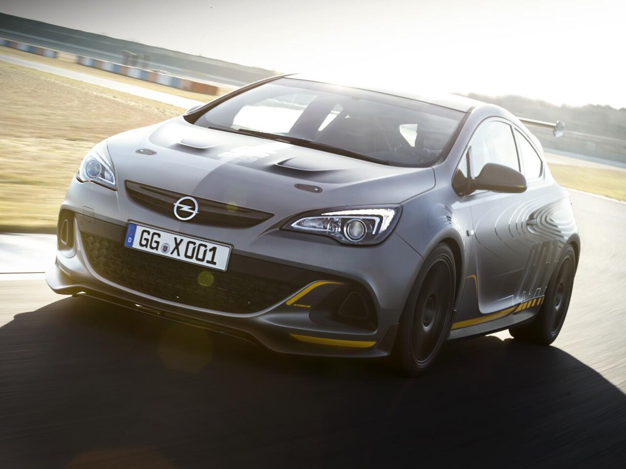 Bild zu Opel Astra OPC Extreme