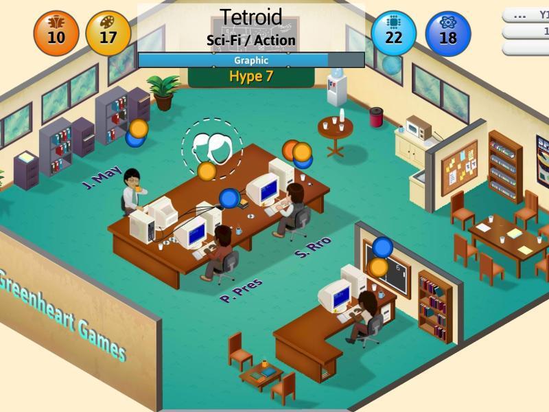 Bild zu «Game Dev Tycoon»