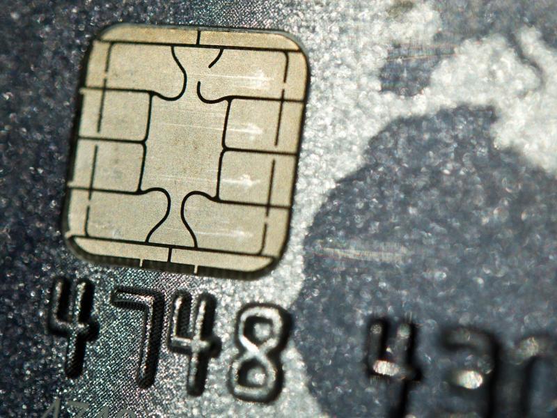 Bild zu Kreditkarte