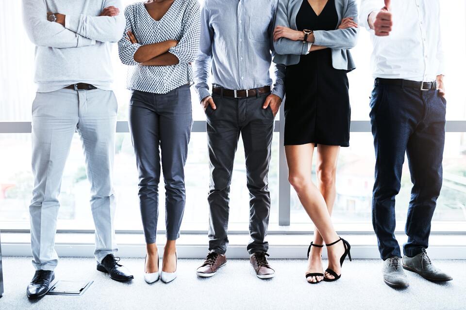 low priced d2b14 e7cfe Tolle Outfits für das Bewerbungsgespräch | WEB.DE