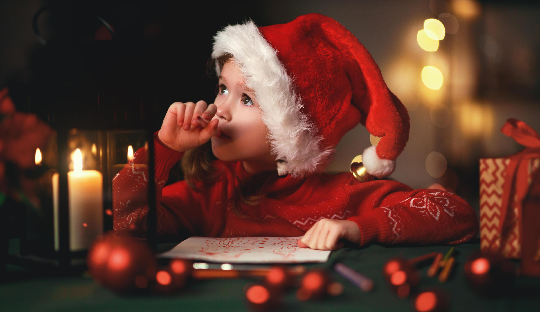 Bild zu Brief, Nikolaus, Wunsch, Christkind