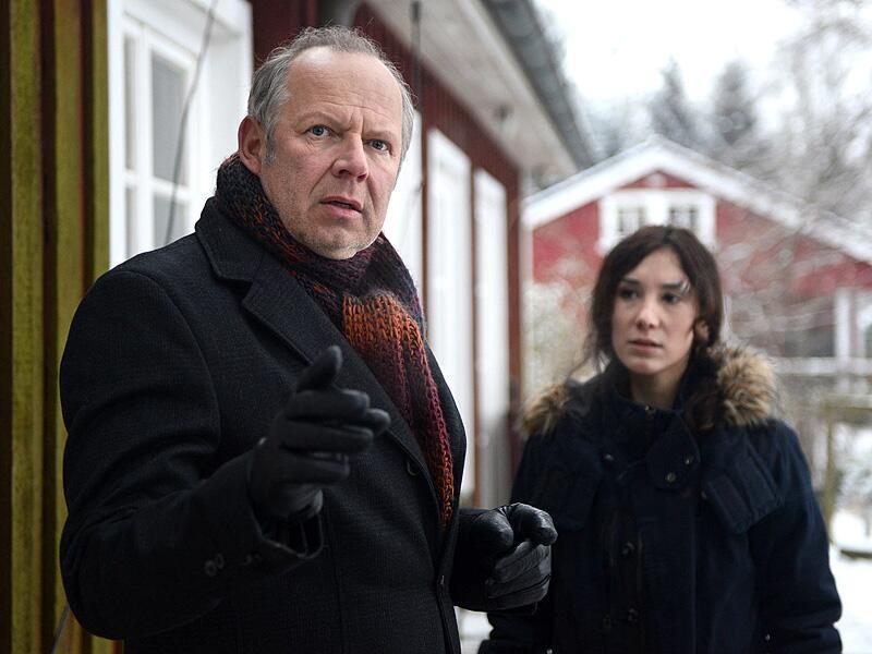 Bild zu Tatort Kiel: Klaus Borowski und Sarah Brandt