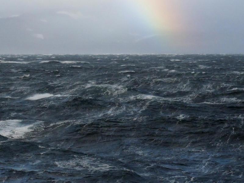 Bild zu Stürmische See