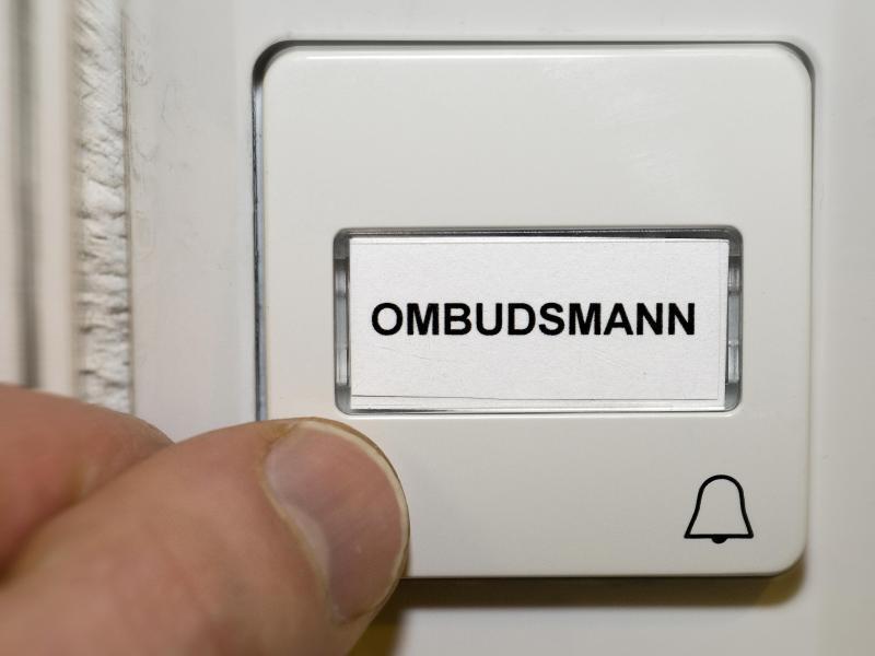 Bild zu Schlichtung durch den Ombudsmann