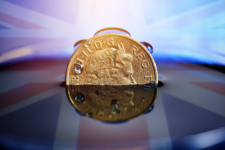 Bild zu Ein Pfund Münze
