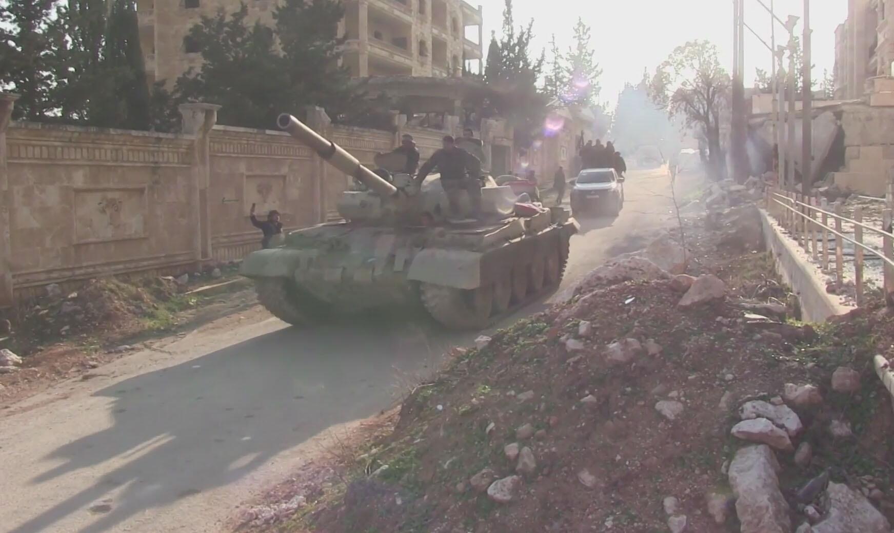 Bild zu Offensive Idlib