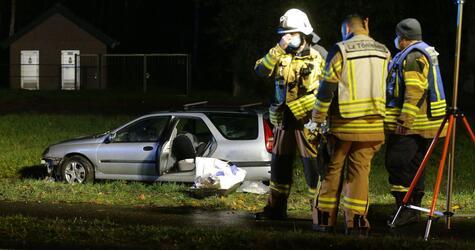 Verkehrsunfall mit einem Toten bei Kempen