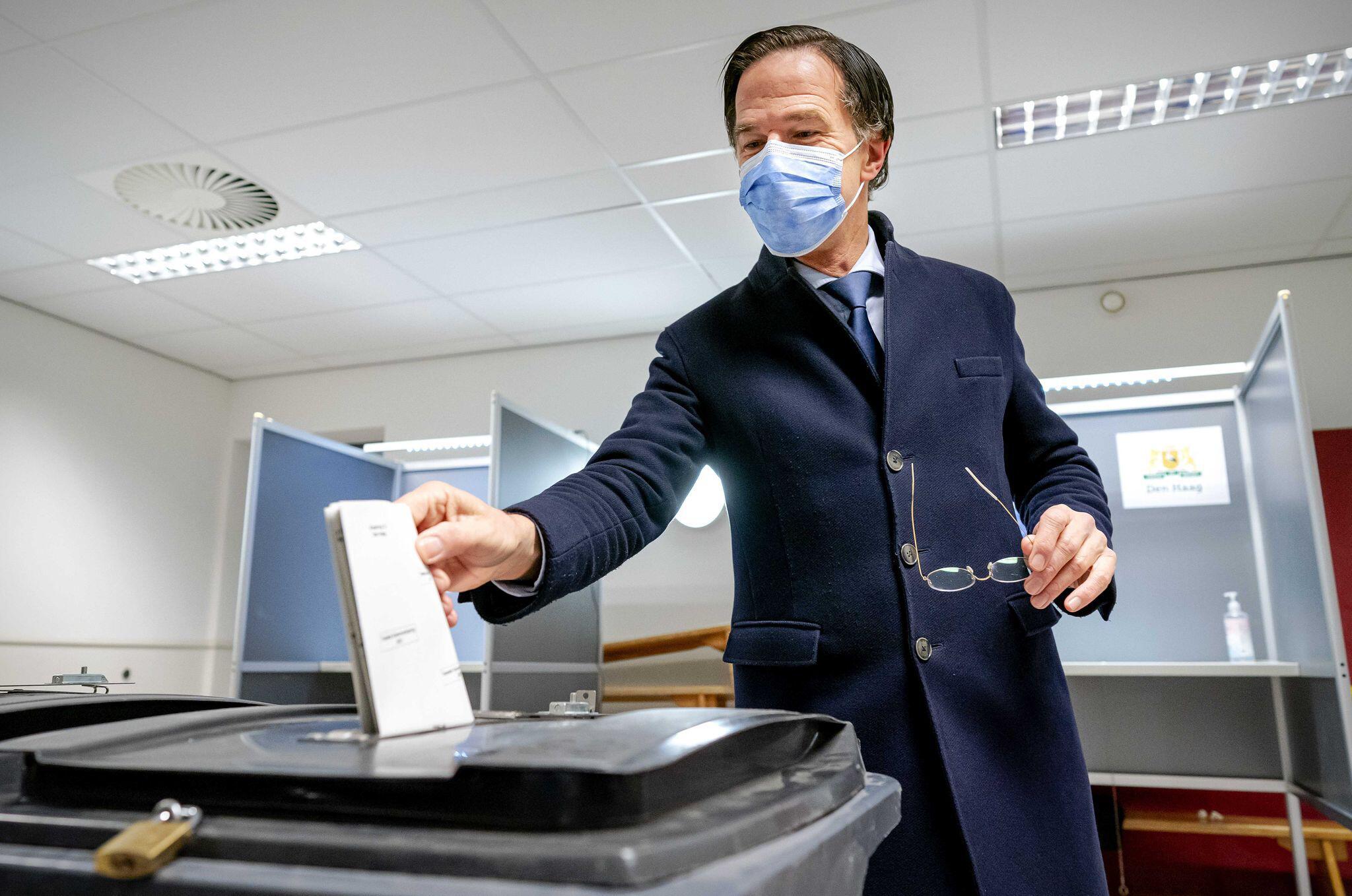 Bild zu Wahlen zum neuen niederländischen Parlament