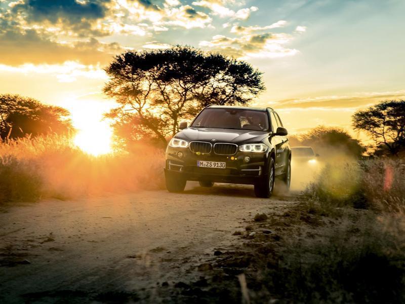 Bild zu Durch Namibia mit einem BMW X5