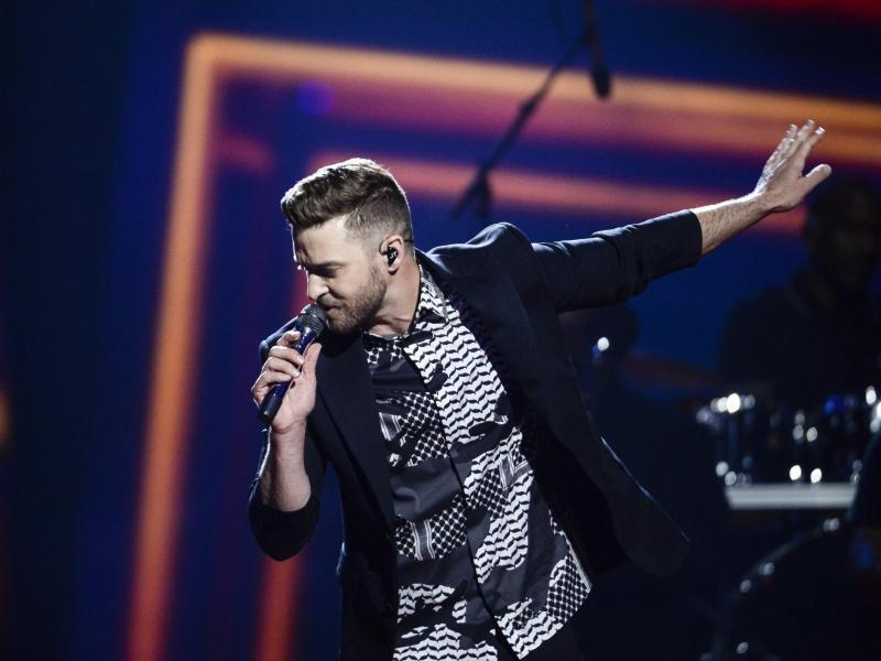Bild zu Justin Timberlake