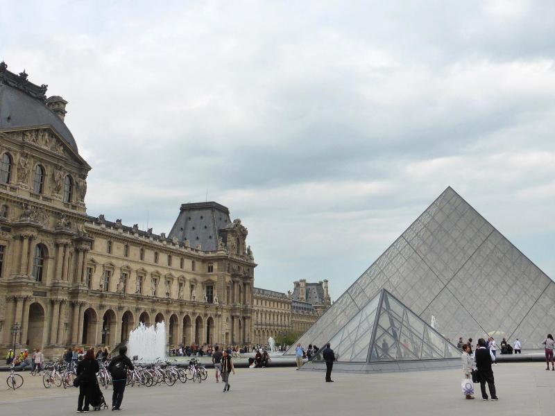 Bild zu Louvre
