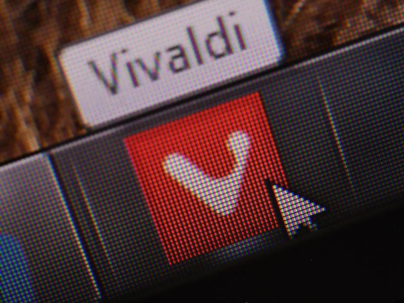 Bild zu Browser Vivaldi