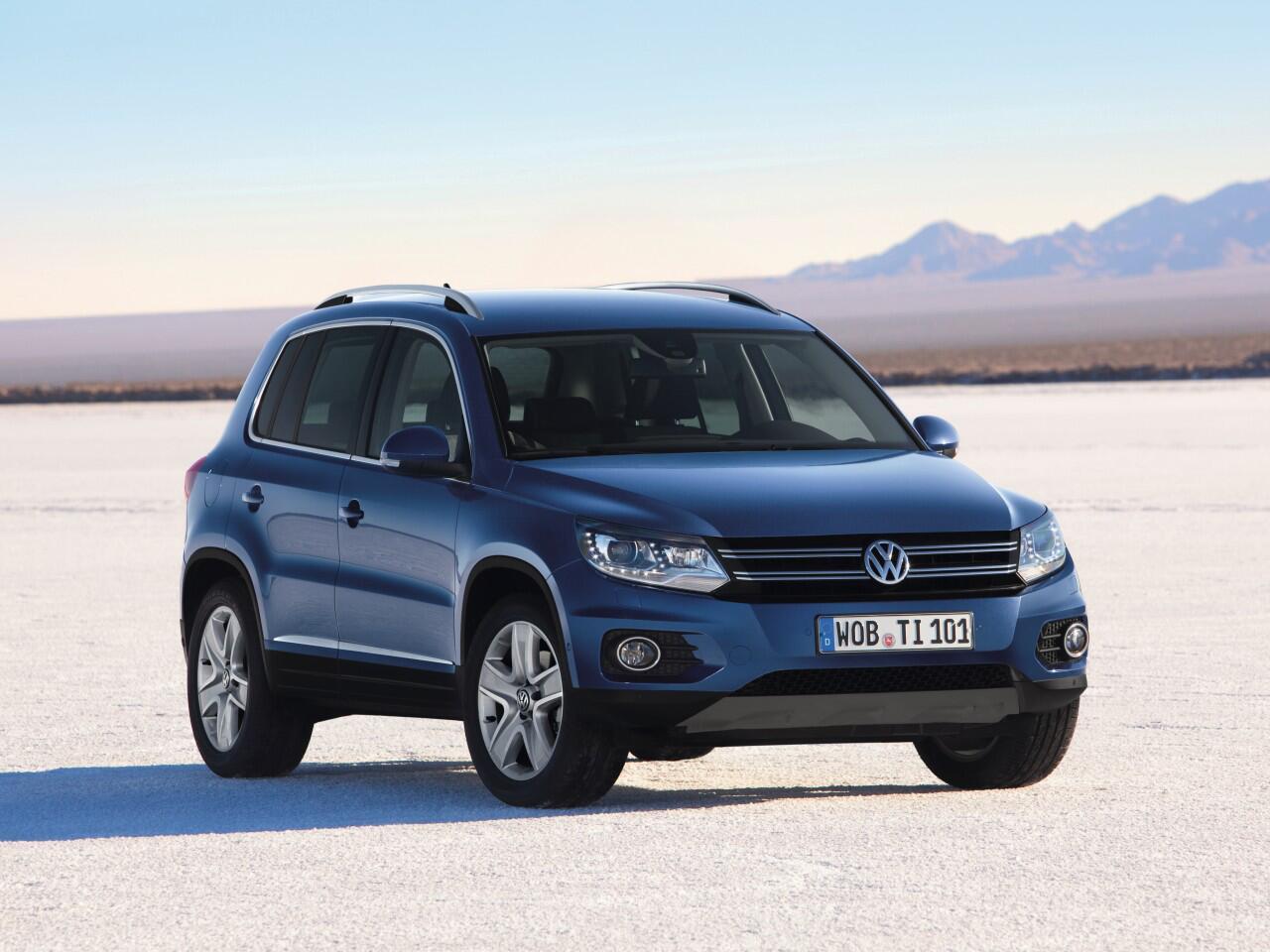 Bild zu VW Tiguan: Seit 2007 das Maß aller Dinge im SUV-Segment